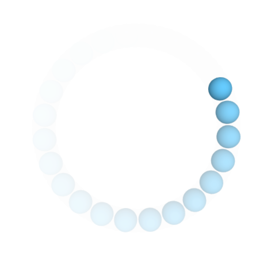 Animation sous Processing interagissant avec la fréquence cardiaque de l'utilisateur.